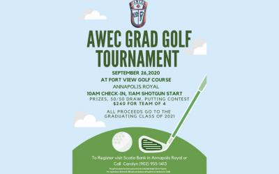 AWEC Grad Golf Tournament